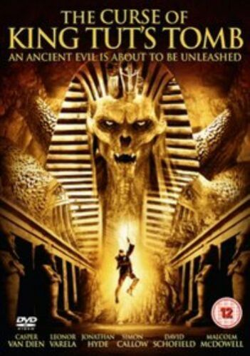 1 of 1 - The Curse of King Tut's Tomb (DVD, 2014)