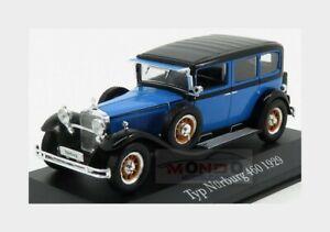 Mercedes-Benz-Tipo-Nurburg-460-Pullman-W08-1929-Premium-Coll-1-43-B66041059-M