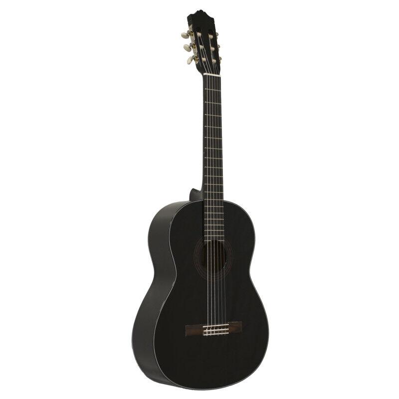 GUITARRA DE CONCIERTO Yamaha C40 II II II en Negro Bolsa incl. 8818cb