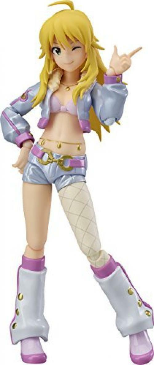 NEW figma 331 THE IDOLM@STER MIKI HOSHII Action Figure Max Factory from Japan