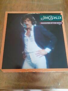 JIM CAPALDI Daughter Of The Night 1978 USA Vinyl LP EXCELLENT CONDITION
