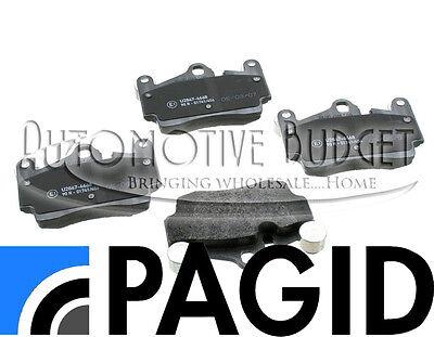 Audi Q7 Porsche Cayenne Volkswagen Touareg Front and Rear Brake Pads Pagid NEW
