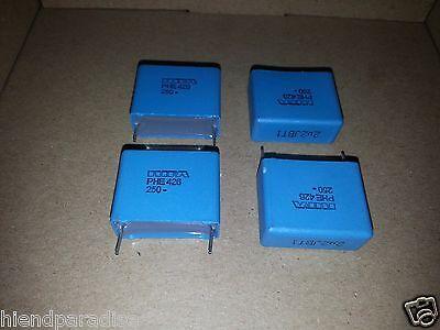 RIFA Audio Capacitors 4PCS 2.2uF 2,2uF 400V PHE426 MKP +++