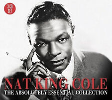 NAT KING COLE - THE ABSOLUTELY ESSENTIAL COLLECTION NEW CD