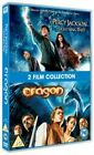 Percy Jackson and The Lightning Thief Eragon 5039036048163 DVD Region 2