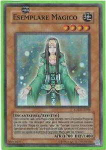 YU-GI-OH-LODT-IT084-ESEMPLARE-MAGICO-SUPER-RARA-THE-REAL-DEAL-SHOP