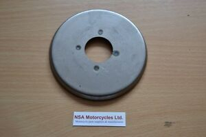 67-6133-BSA-A7-A10-B31-B33-SWINGING-ARM-R-H-REAR-WHEEL-COVER