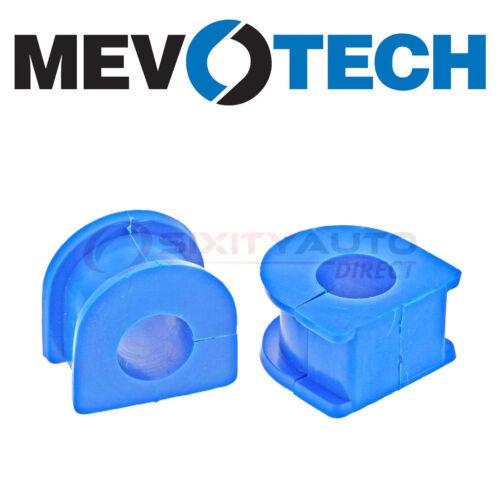 Mevotech MK6169 Suspension Stabilizer Bar Bushing Kit for Shock Absorbers vj
