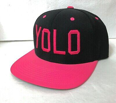 Custom Made Stylish Cool Drake Yolo Hat