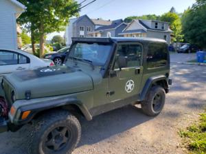 Jeep tj 3000$ nego