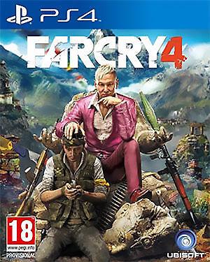 Far Cry 4 (Sony PlayStation 4, 2014) - US Version