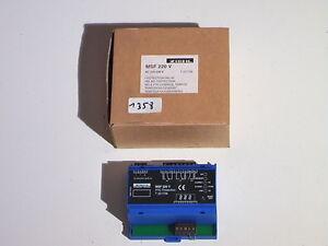 Kaltleiterauslösegerät ZIEHL MSR 220 Z Kaltleiter-Auslösegerät Relais 220V AC