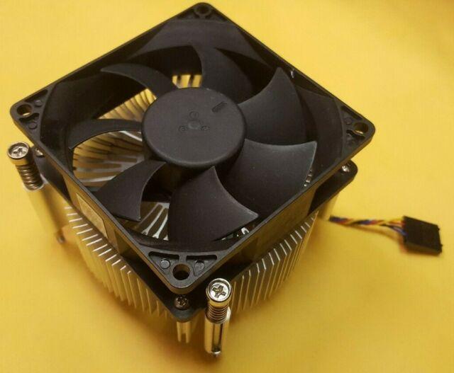 Dell Optiplex 9010 7010 3020 9020 T1650 T1700 CPU Heatsink Fan 89R8J