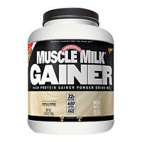 Muscle Milk Gainer - 5 Lb Powder Vanilla Creme on sale
