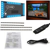4 Side Colorful Tv Backlight Led Strip Ambilight Kit Usb Power F Flat/curved Tvs
