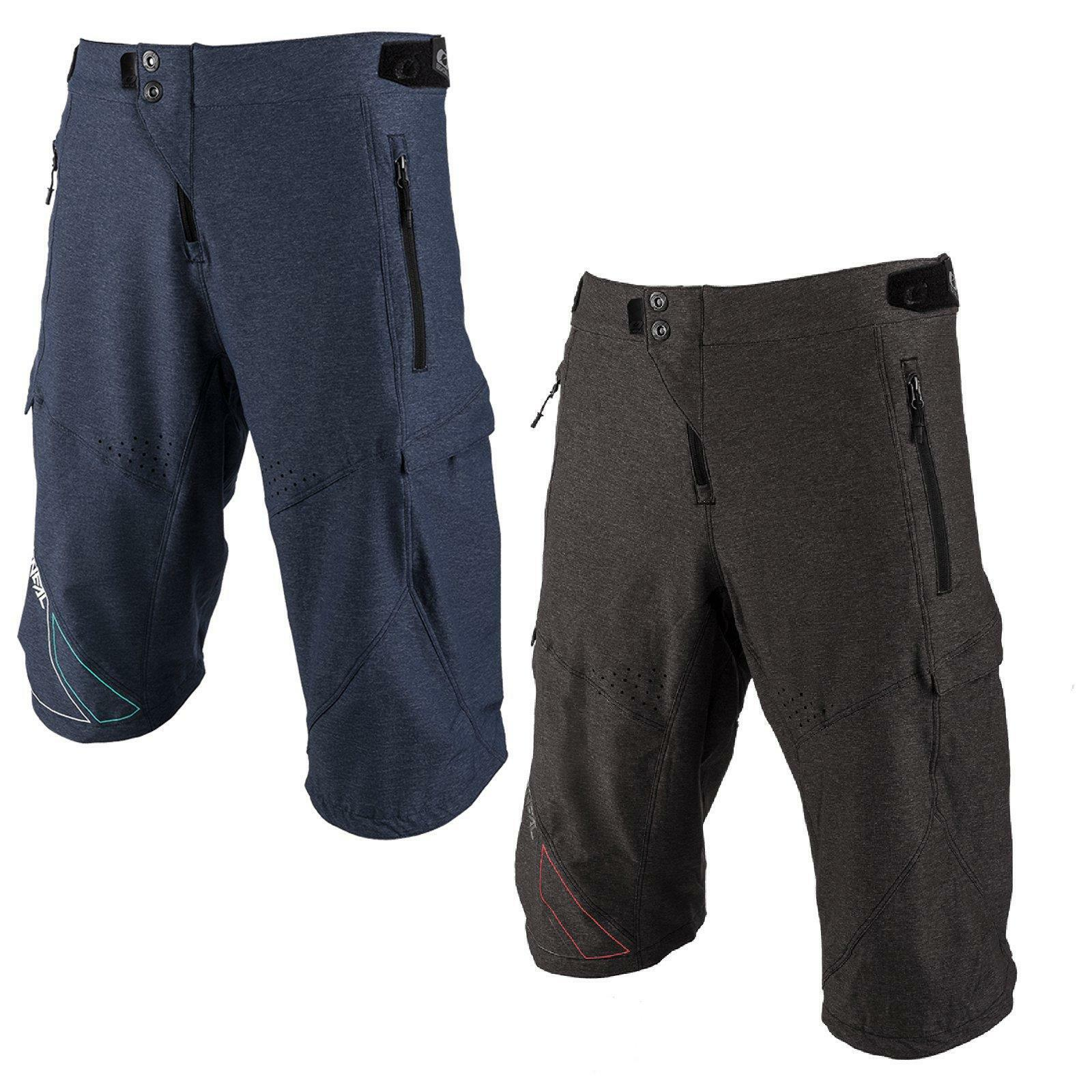 ONEAL new Stormrider Shorts Mountain Bike Pants Shorts Bicycle MTB DH Trail Downhill
