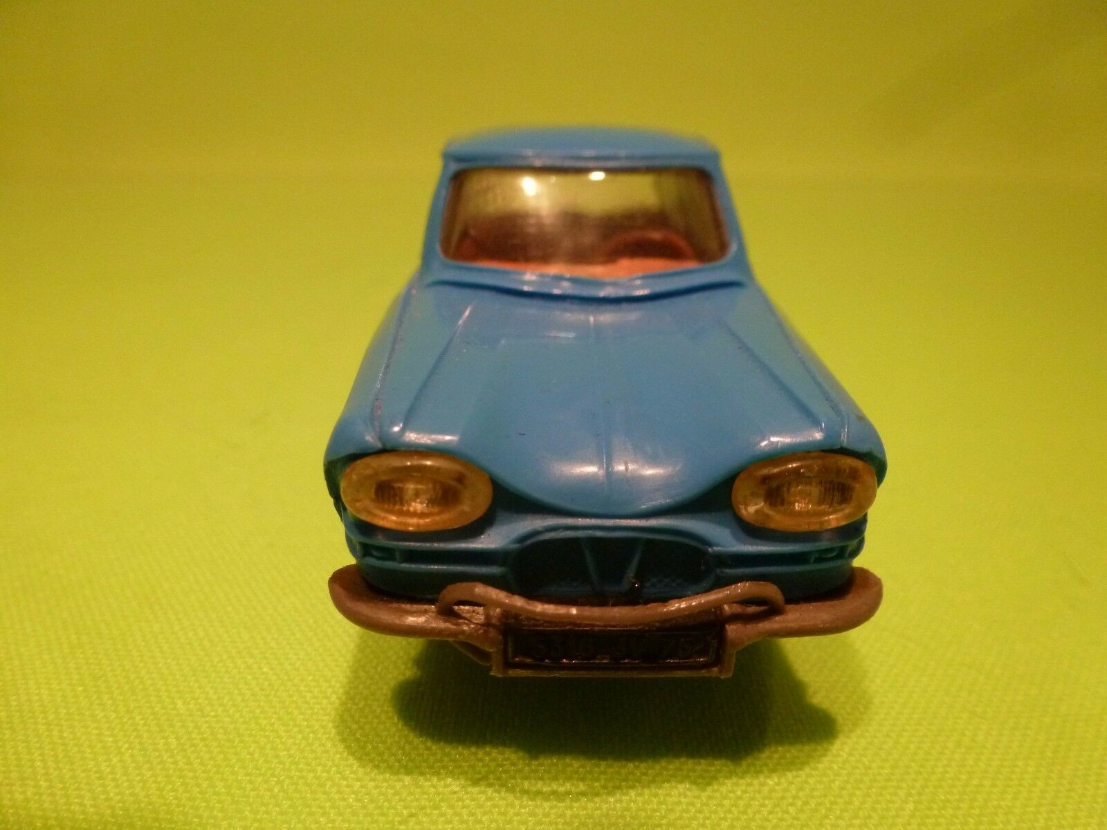 NOREV PLASTIK CITROEN AMI 6 - azul 1 43 - - - GOOD CONDITION 983fc2