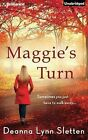 Maggie's Turn by Deanna Lynn Sletten (CD-Audio, 2015)