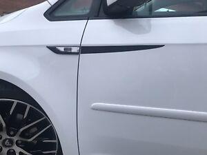 VW-Caddy-Maxi-Rayas-Laterales-Calcomania-Pegatinas-Nueva-forma-de-indicador-de-rango-de-color
