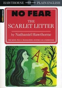 Image Is Loading The Scarlet Letter No Fear Nathaniel Hawthorne Acceptable