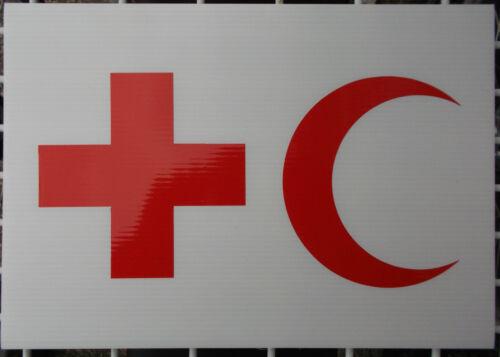 Événement signalisation-First Aid graphique et Texte Signes 300x210mm