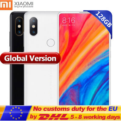 Global 6,21'' Xiaomi Mi 8 128GB+6GB Smartphone Snapdragon 845 8Core 4G Cellulare
