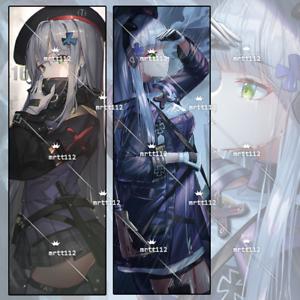 Anime Girls Frontline Hk416 Dakimakura Hug Body Pillow Case Otaku  35x55CM#X3
