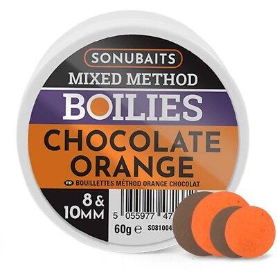Sonubaits Nouveau Chocolat Orange grossier Pêche Appâts 2 kg S0770023