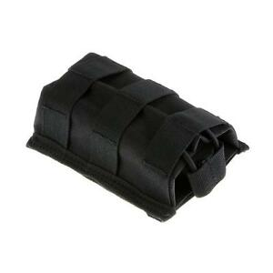Molle-Single-Magazine-Pouch-Open-Top-Rifle-Mag-Bag-Black