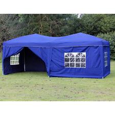 10X20u0027 Outdoor EZ Pop Up Tent Folding Gazebo Wedding Party Canopy W/ Sides  sc 1 st  eBay & 10 X 10 4 Walls Outdoor Canopy Folding Party Weeding Tent Gazebo ...