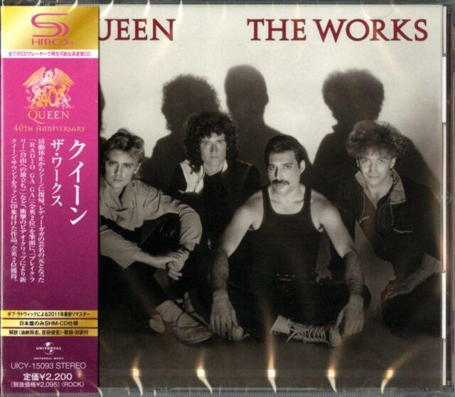 QUEEN-WORKS-JAPAN SHM-CD E50