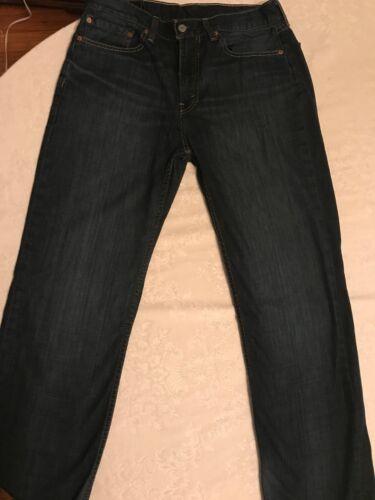 W Neuf L Levi Denim pour Taille hommes 514 Jeans 34 OqpY6