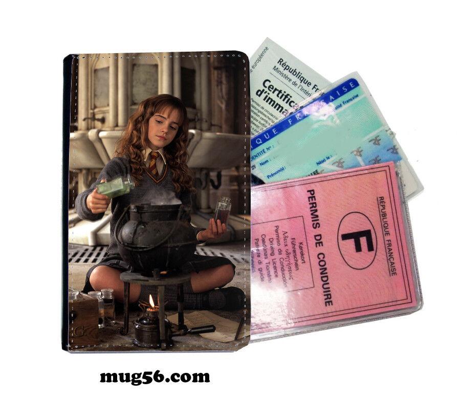 harry pochette potter 02-015 étui pochette harry carte grise carte d'identité permis d8d82e