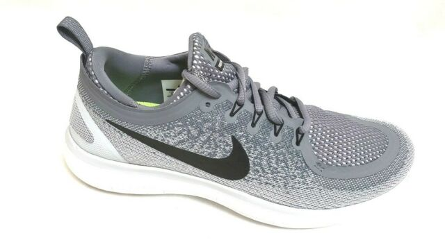 3d799fae NEW! Men's Nike Free Rn Distance 2 Running Shoe 863775-002 Grey 80W am