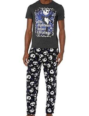The Nightmare Before Christmas Pajamas Men's XL NeW Shirt ...