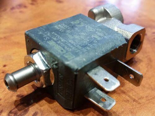 3x solenoid valve 3 voie DELONGHI EAM ESAM Espresso électrovanne métal