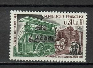 s25022-FRANCE-1969-MNH-Stamp-Day-1v