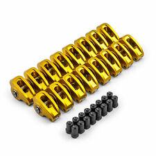 Chevy Sbc 350 15 Ratio 38 Aluminum Roller Rocker Arms Set