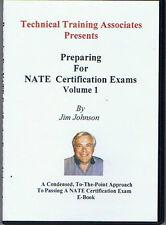 Preparing For Nate Certification Exams E Book On Cd