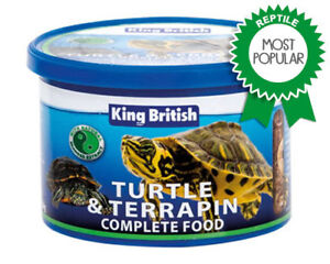 King-British-Turtle-And-Terrapin-Complete-Balanced-Food-With-Krill-80g