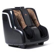Human Touch Reflex SOOTHE Foot & Calf Massager - Black/Brown,RECERTIFIED