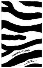 Website Username Password Log Internet Journal Book Logbook Black White Cover