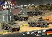 Flames Of War (Team Yankee): (German) Luchs Spah Trupp BFMTGBX05