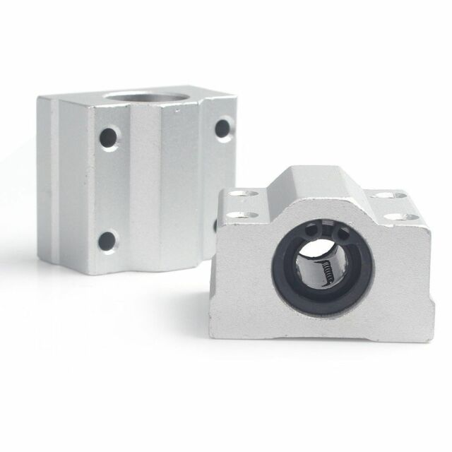 2* SC8UU 8mm Linear Motion Ball Bearing Slide Bushing High Quality
