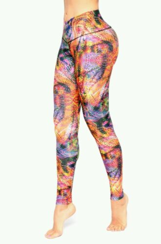 Bon Bon Up Women/'s Leggings with Internal Body Shaper ButtLifter Levantacola1159