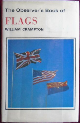 1 of 1 - OBSERVER's BOOK of FLAGS No.29 by I.O.EVANS with D/W 1979 NEW EDITION