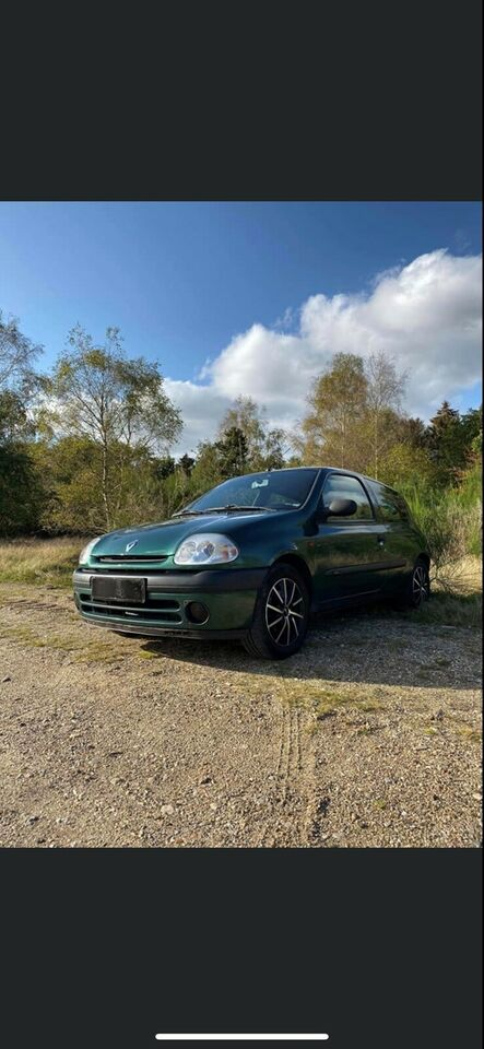 Renault Clio II, 1,4 16V SI, Benzin
