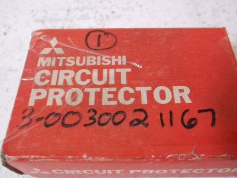 MITSUBISHI CP-S 41-19879 CIRCUIT PredECTOR  NEW IN BOX