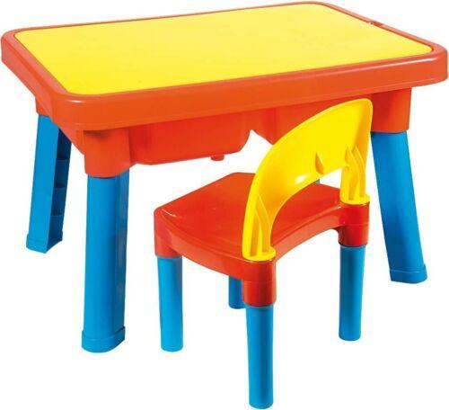 Tavolo Multigioco con Sedia Androni Giocattoli 8901-0000