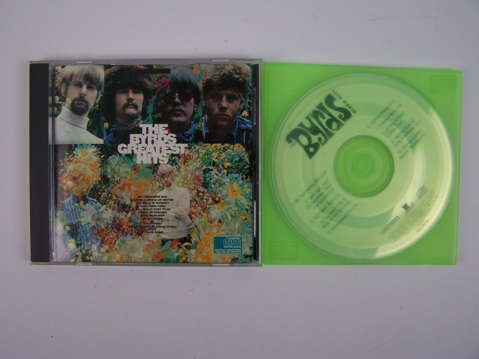 The Byrds 2xCD Lot #1